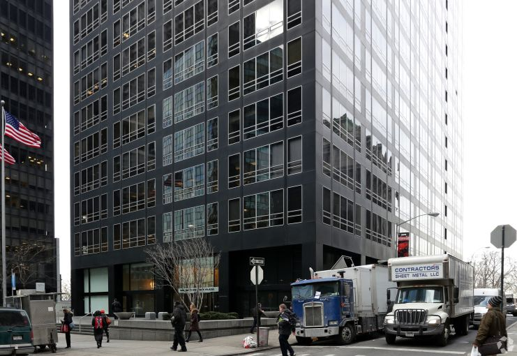 1 Battery Park Plaza. Photo: CoStar Group
