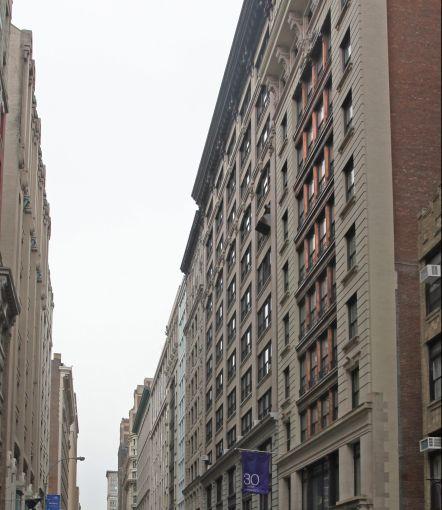 22 West 21st Street.