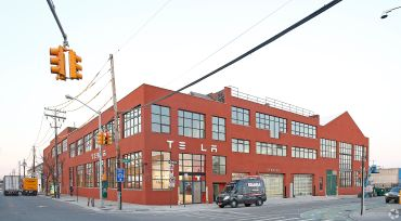160 Van Brunt Street in Red Hook. Photo: CoStar Group