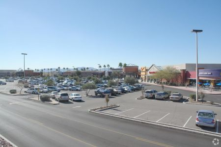 The Foothills Mall in Tucson, Ariz. Photo: Ardent Companies.