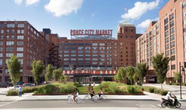 Jamestown's Ponce City Market in Atlanta. Photo: Jamestown