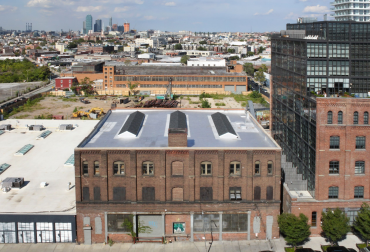 61 North 11th Street. Photo: Cushman & Wakefield