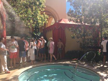 Winick Pool Party at ICSC. Photo: Lauren Elkies Schram