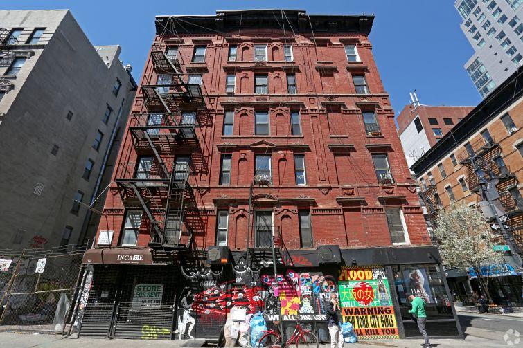 101-103 Stanton Street. Photo: CoStar Group
