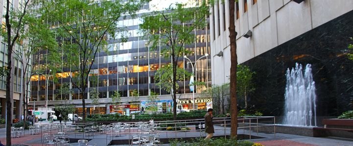 135 West 50th Street. Photo: CoStar Group