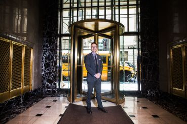 David Von Sprecklesen. Photo: Emily Assiran/For Commercial Observer