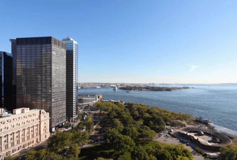 One Battery Park Plaza. Photo: Rudin