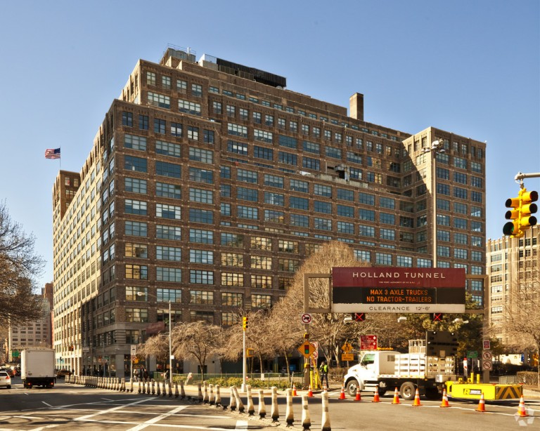 One Hudson Square. Photo: CoStar Group