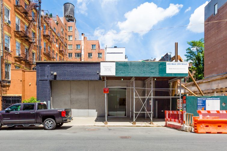 459 West 19th Street. Photo: CoStar Group
