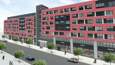 Rendering of Astoria Central at 31-57 31st Street in Queens. Photo: SLCE