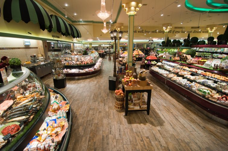 WIDE NET: NETCOST MARKET IS LOOKING TO ROLL OUT 30 TO 40 OF ITS EUROPEAN SPECIALTY SUPERMARKETS IN THE NEW YORK CITY AREA.