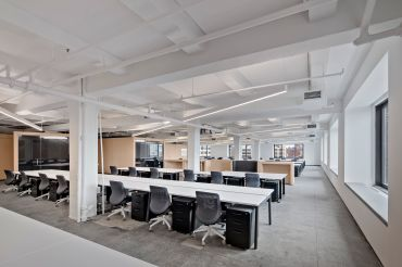 Hivy will join Managed by Q at the latter's offices at One Soho Square. Photo: Eduard Hueber/archphoto