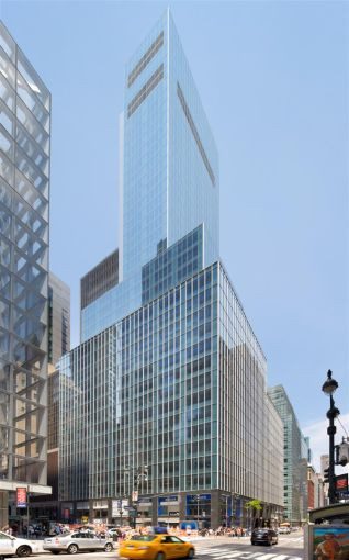 330 Madison Avenue.