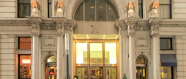 71 Broadway. Photo: Equity Residential's website