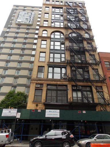 119 West 23rd Street. Photo: PropertyShark