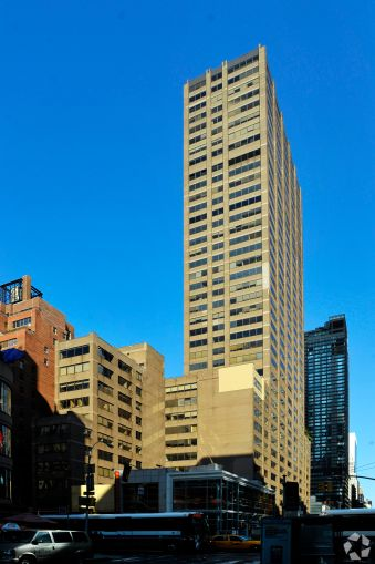 Evan Schuckman is working out of Ripco Real Estate's Manhattan offices at 150 East 58th Street. Photo: CoStar Group