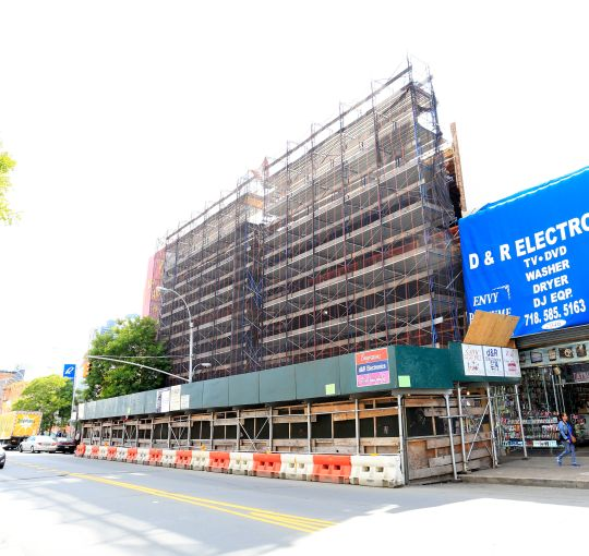 2948 Third Avenue under construction. Photo: CoStar Group