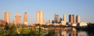 The Columbus skyline. Credit: Wikimedia Commons.