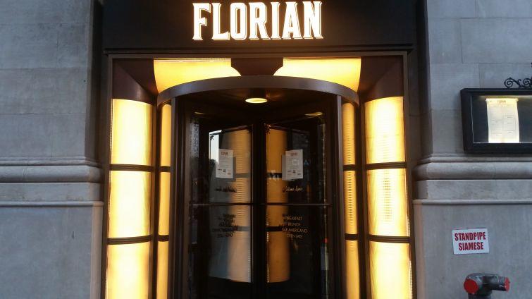 Florian at 225 Park Avenue South. Photo: Lauren Elkies Schram