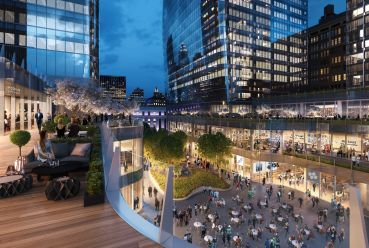 1 Manhattan West. Rendering: Brookfield Property Partners