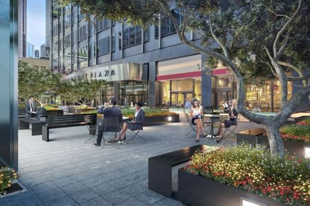 1633 Broadway. Image: CoStar Group