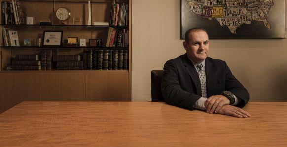 Jonathan Kalikow. Photo: Sasha Maslov/for Commercial Observer