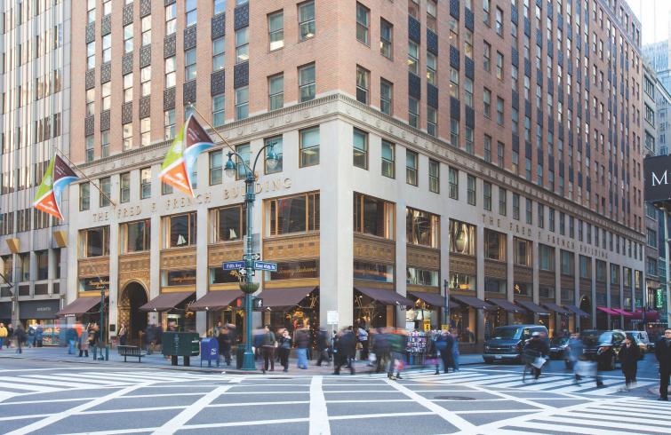 551 Fifth Avenue. Photo: Morris Gindi