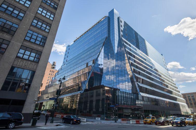 Five Manhattan West. Photo: Brookfield Property Partners