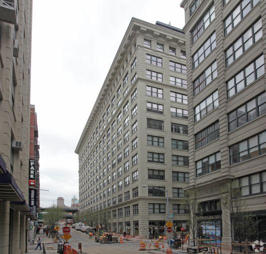 76 Front Street, a.k.a. 70 Washington Street. Photo: CoStar Group