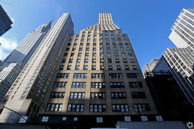 708 Third Avenue. Photo: CoStar Group.