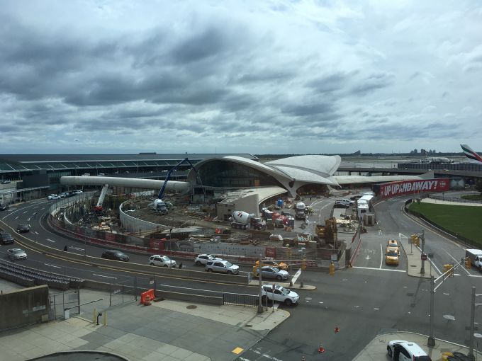 The developers expect the TWA Hotel will attract 10,000 people a day. Photo: TWA Hotel