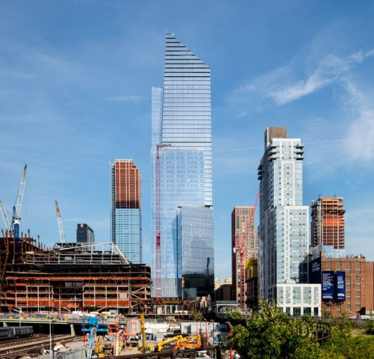10 Hudson Yards. Photo: Steve Freihon/for Related-Oxford