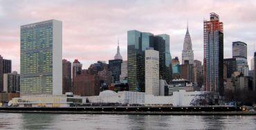 United Nations Headquarters. Photo: Wikimedia Commons