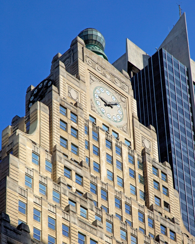 1501 Broadway, also known as the Paramount Building.