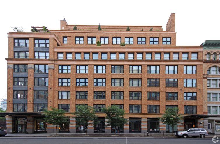 124 Hudson Street in Tribeca.