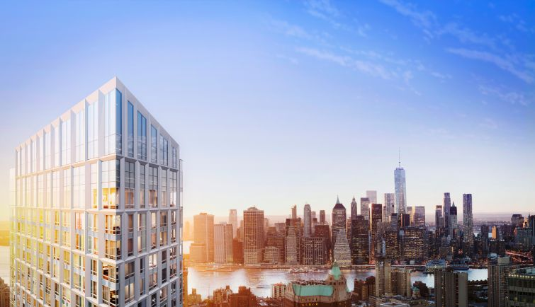 Lendlease is building 1 City Point, a new condo in Downtown Brooklyn, for Extell Development Company.