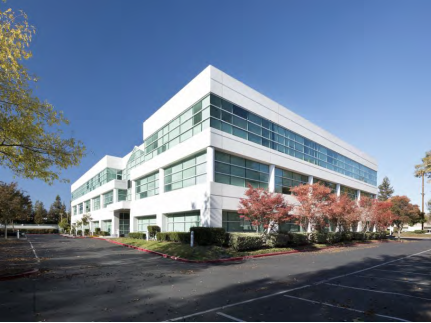 One of the Silicon Valley office portfolio properties.