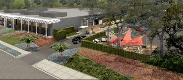 Vic Studios at 1840 Victory Boulevard in Burbank, Calif. Photo: Hileman Cowley Partners