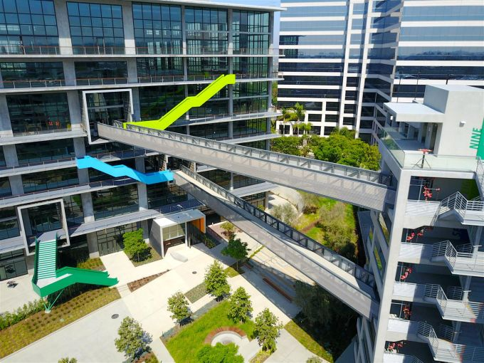 C3 in Culver City attracted a substantial amount of prelease tenants.