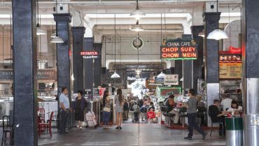 Grand Central Market will continue to evolve under new ownership