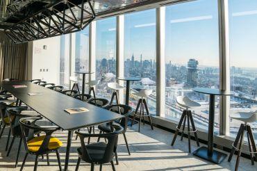 convene at 1 WTC