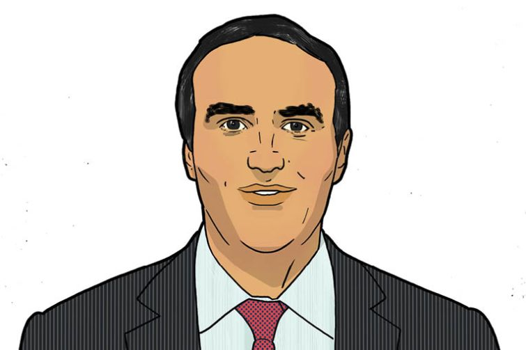 Justin Elghanayan.