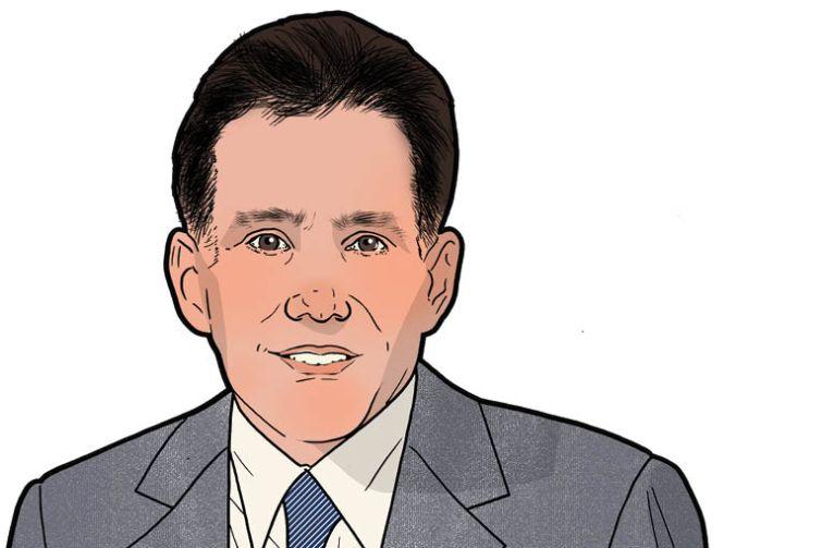Scott Galin.