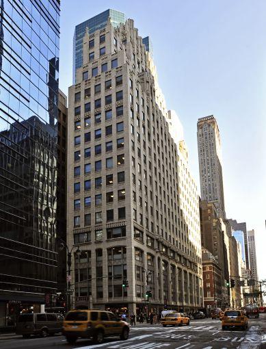400 Madison Avenue.