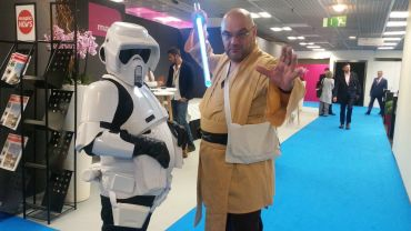 Scenes from MAPIC.