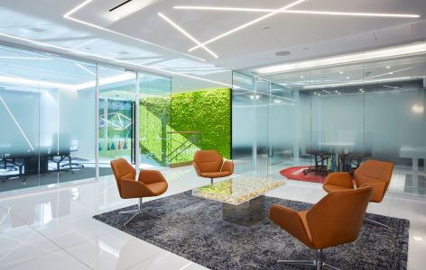 Emerge212's newest location at 1185 Avenue of the Americas.