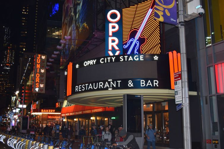 1604 Broadway, the new home of Opry City Stage.
