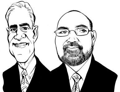 Steve Jellinek and Edward Dittmer.
