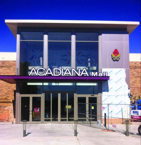 Mall of Acadiana in Lafayette, La.