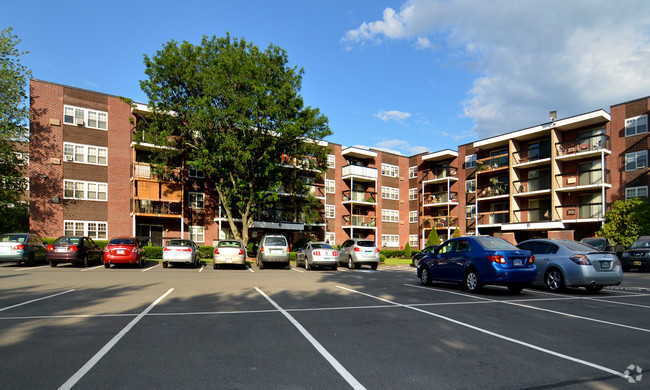 New Cambridge Apartments at 1175 Farmington Avenue in Bristol.